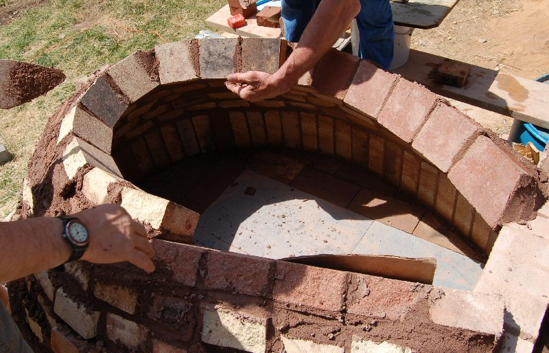 The Brick Bake Oven Page