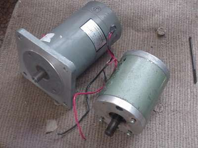 Alternator and generator comparison for wind power for Low rpm dc motors