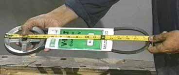 How To Measure Belts - Welcome to VBELTS4LESS.COM™ - V Belt