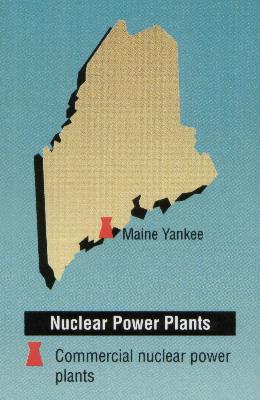 Maine Nuclear Threats